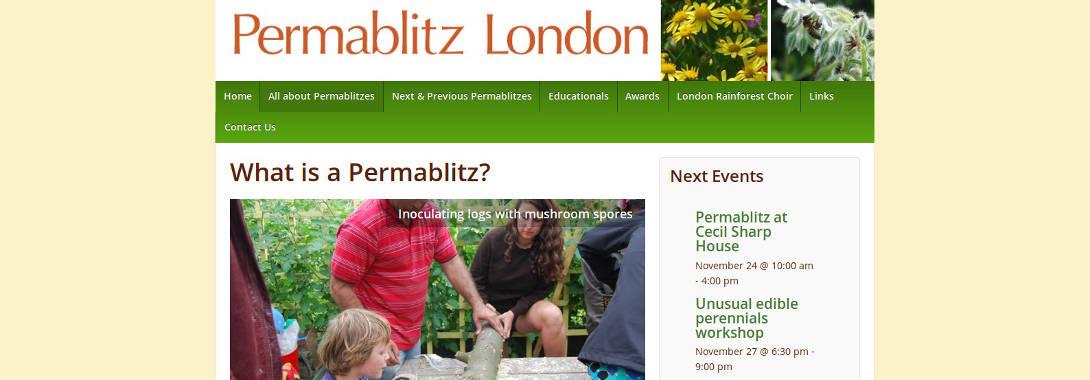 Permablitz London