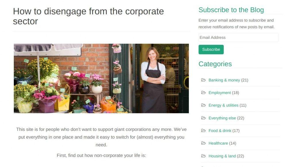NonCorporate.org