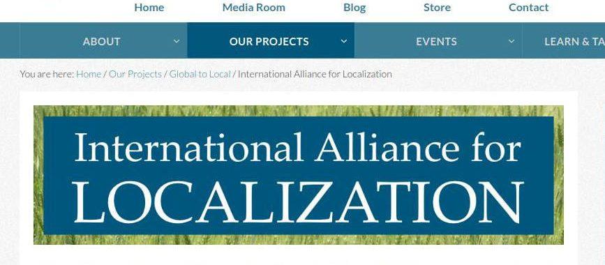 International Alliance for Localization (IAL)